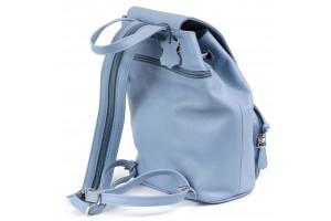 Beasty Mini BP Blue Leather
