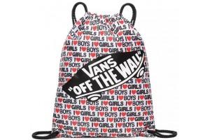 Vans BENCHED BAG I HEART BOYS GIRLS