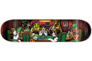 Almost Mullen Dog Poker R7 8.0