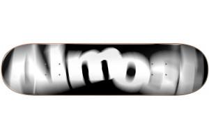 Almost Spin Blur Logo BLACK 8