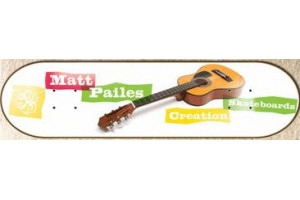 CREATION Instrument Matt Pailes 7.75