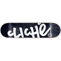 Cliche Handwritten BlackWhite 8.0