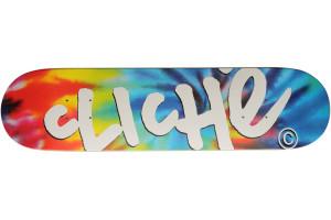 Cliche Handwritten Tie Dye 8.25