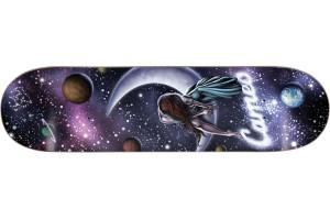 DarkStar Cameo Crescent Moon R7 8.25