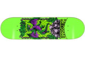 DarkStar Levitate Neon Green 7.75