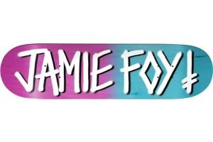 Deathwish Foy PinkTeal Gang Name 8.13