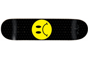 Enjoi Blk Frowney Face R7 8.4