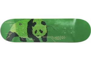 Enjoi Circuit Board R7 GreenGold 8.25