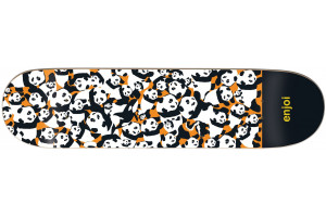 Enjoi Panda Pile Up 8.25