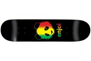 Enjoi Rastafari Panda R7 8.13