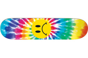 Enjoi Tiedye Frowney Face R7 8.37