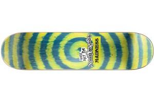 Madness Jack Gonz R7 Green Swirl 8.5