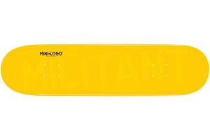 MiniLogo Militant Yellow