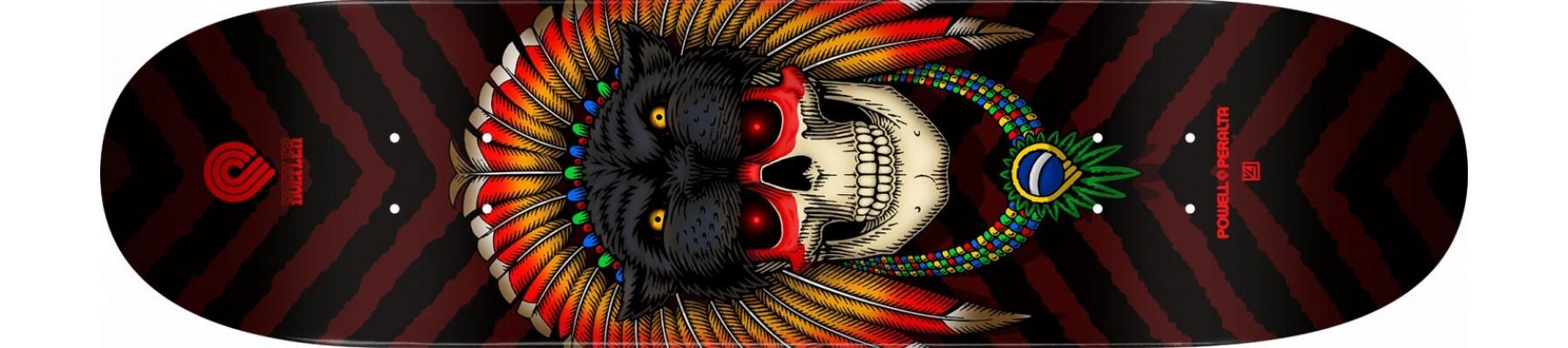Powell Peralta Pro Kelvin Hoefler Skull 8
