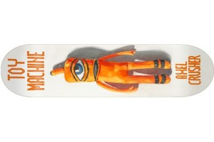 Toy Machine Axel Cruysberghs Sock Doll 8.5
