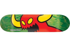 Toy Machine Vice Monster 8.38 Green