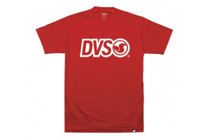DVS Core Logo Red
