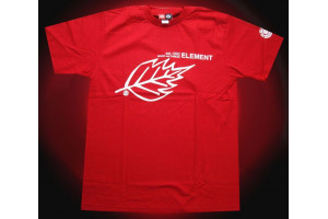 Element Red Leaf