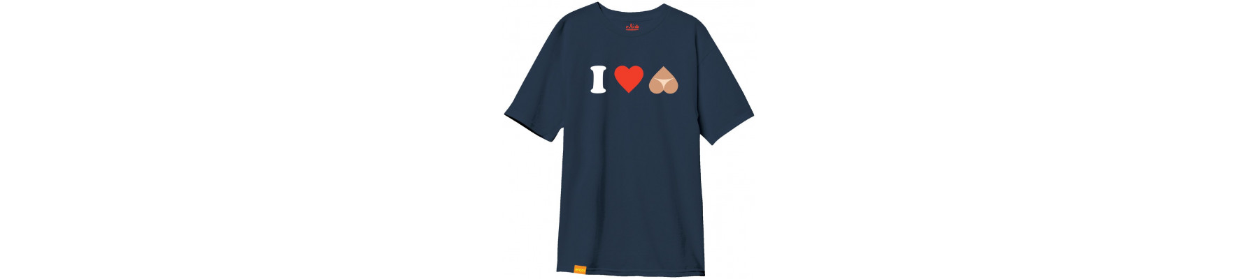 Enjoi Heart Hearts Navy
