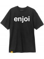 Enjoi Helvetica logo BlkWht
