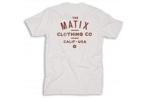 Matix Teamshirt Wht