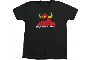 Toy Machine MONSTER TEE black