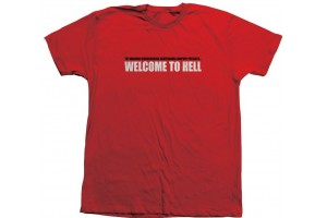 Toy Machine Welcome To Hell Red
