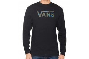 VANS CLASSSIC LOG0 fills BlackCamo