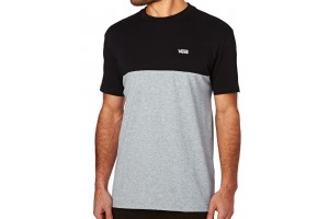Vans Colorblock Black Athletic Heather