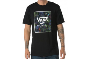 Vans Print Box Black Neo Jungle