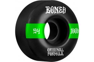BONES 100 #14 V4 Wide Black 54mm