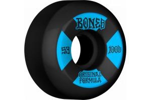 BONES 100 #4 V5 Sidecut Black 53mm