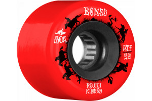 BONES ATF Rough Rider Wranglers 80a Red