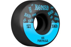 BONES 100's #13 V4 100A Black