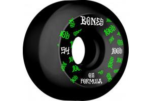 BONES 100's #3 V5 100A Black