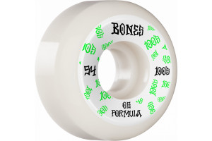 BONES 100's #3 V5 100A