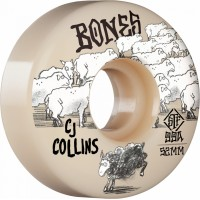 BONES STF PRO Collins Black Sheep V3 Slim 99A 52mm