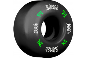 BONES 100's #12 V4 100A Black