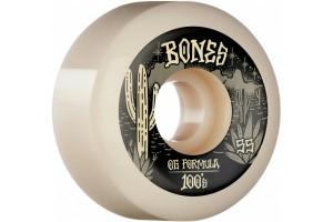 Bones 100s DESERT WEST V5 55mm