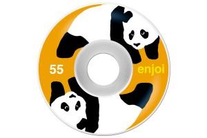Enjoi Panda WhiteOrange 99A