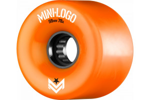 MiniLogo A.W.O.L. A cut Orange 78A