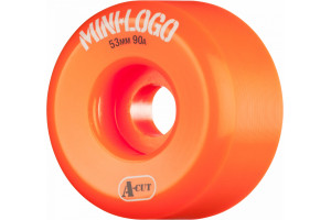 MiniLogo A cut 90A Orange