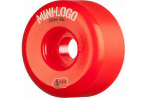 MiniLogo A cut 90A Red