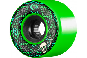 Powell Peralta Snakes Soft Slide 75a Green