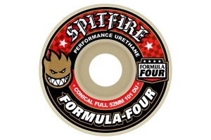 Spitfire F4 Conical Full RED 101A