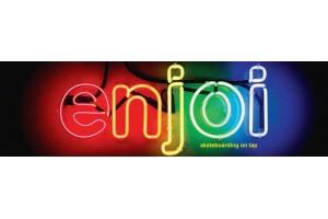 ENJOI Neon Sign MOB Grip
