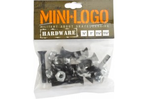 "MiniLogo Hardware 7/8"""