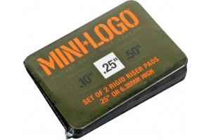 MiniLogo Riser single .25