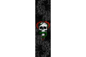 Powell Peralta MCGILL AND SNAKE 10.5 x 33 Grip Tape